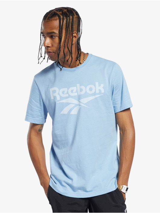 Reebok T-Shirty F Vector niebieski