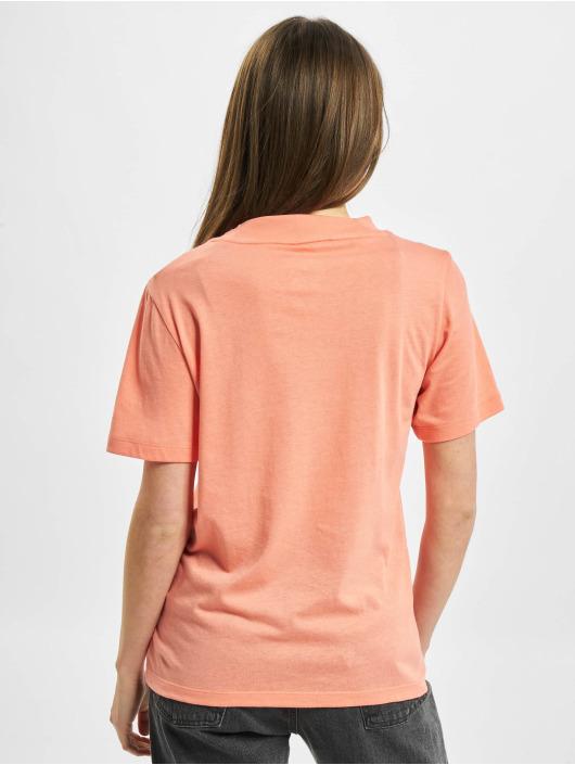 Reebok T-Shirty Identity BL pomaranczowy