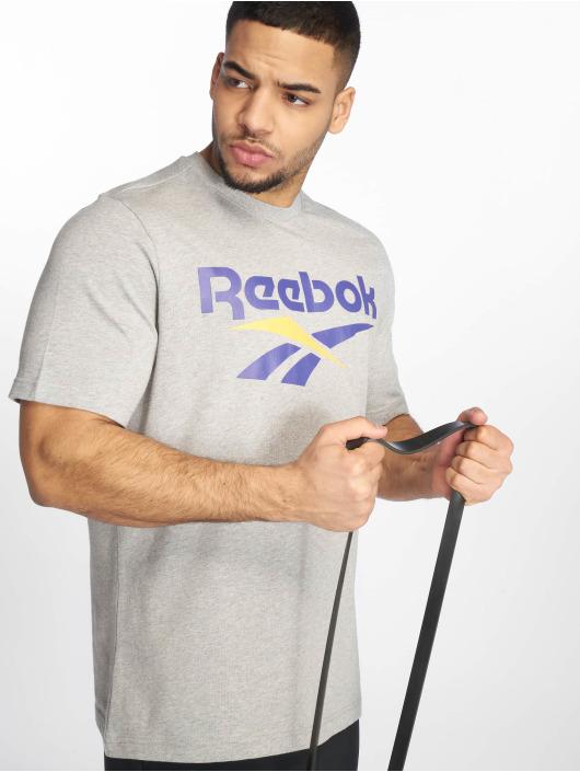 Reebok T-Shirty Classic V szary