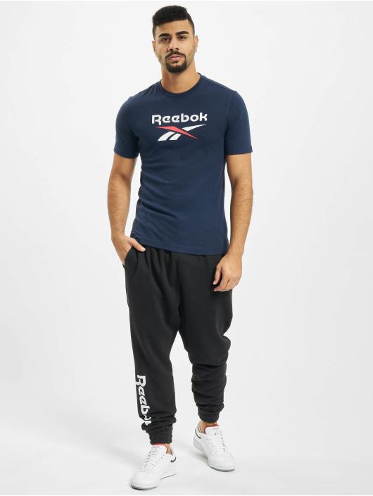 Reebok T-skjorter Classics F Vector blå