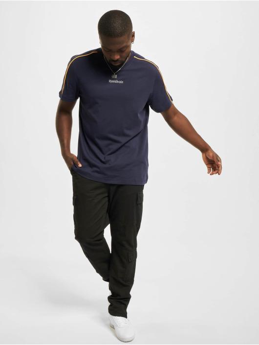 Reebok T-skjorter TE Piping blå