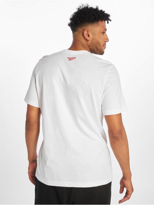 Reebok T-skjorter Graphic ITL Noodles hvit