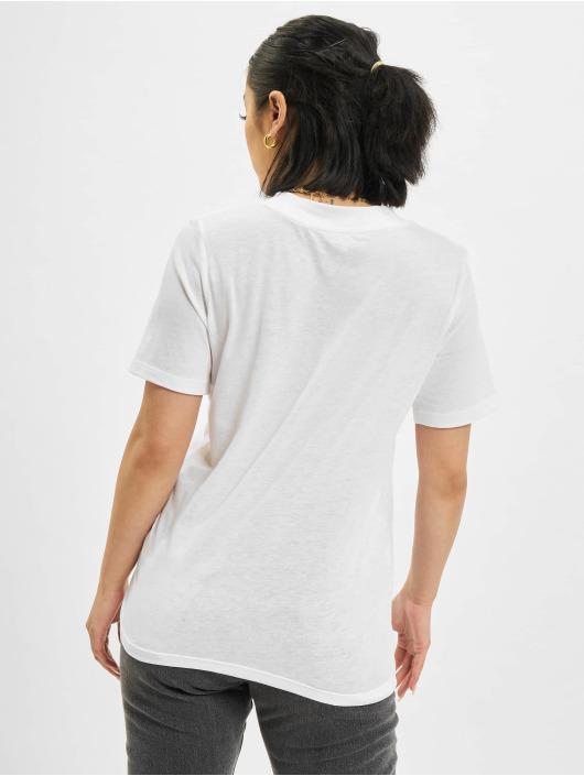 Reebok T-skjorter Ri Bl hvit