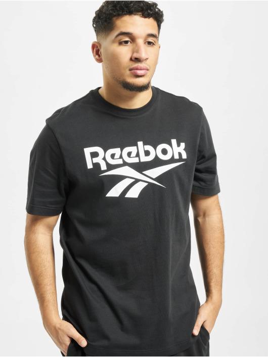 Reebok T-skjorter Classic F Vector svart