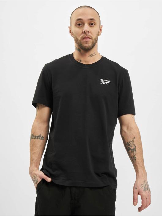 Reebok T-skjorter Identity Classic svart