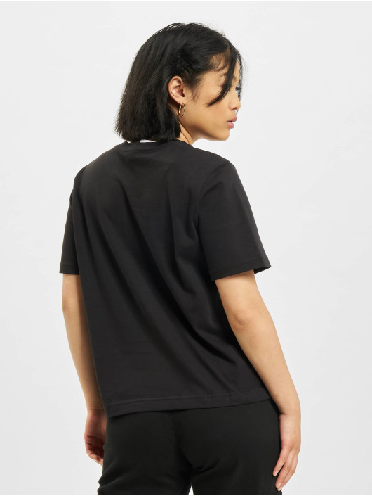 Reebok T-skjorter CL F Small Logo svart
