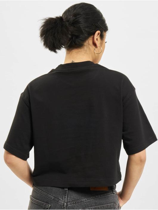 Reebok T-skjorter Cl Pf Big Logo svart