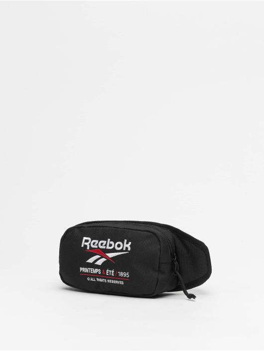 Reebok Tasche Printemps ETE schwarz