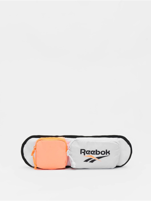 Reebok Tasche Retro Running weiß
