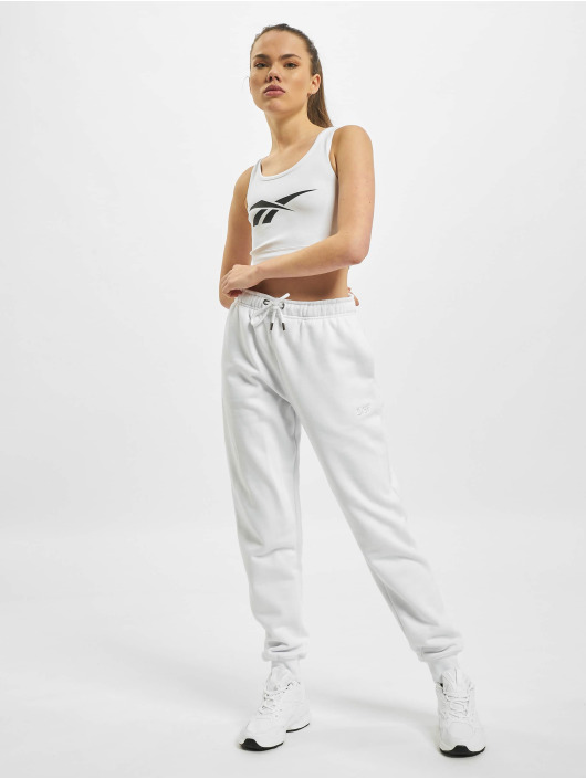 Reebok Tops DC Fitness bialy