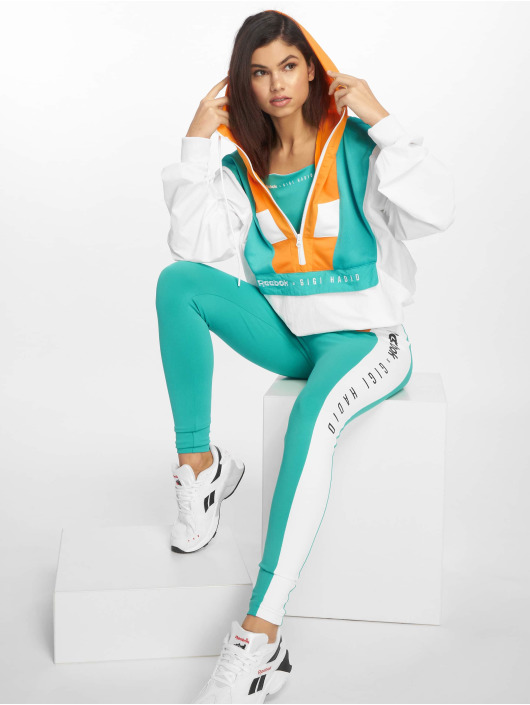 Reebok Transitional Jackets Gigi Cover Up hvit