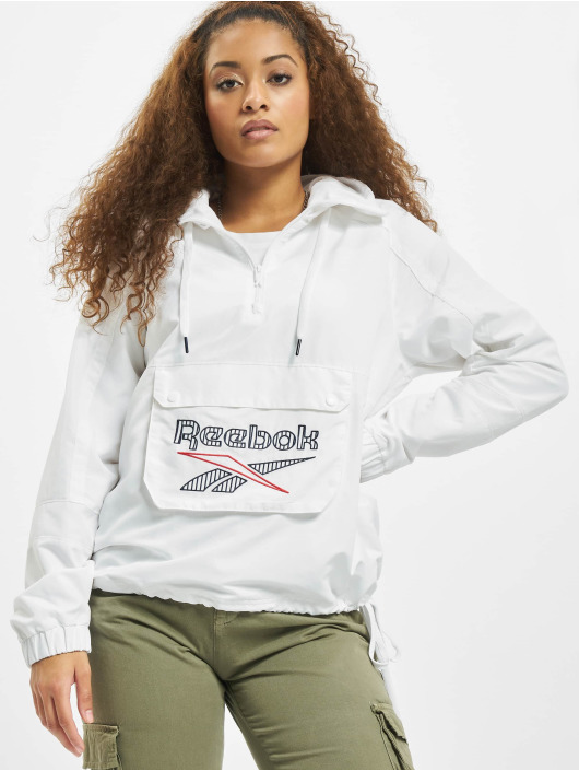 Reebok Transitional Jackets D hvit