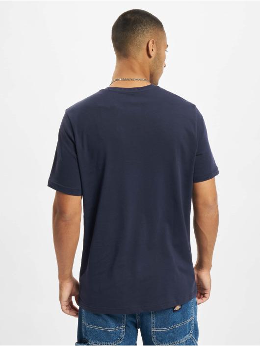 Reebok Tričká TE Vector Logo modrá