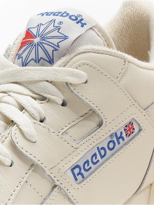 Reebok Zapatillas de deporte Workout Plus 1987 TV blanco