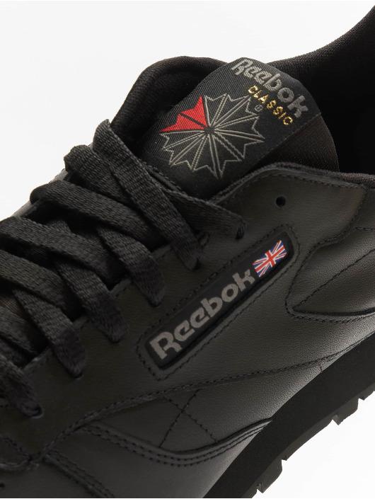 df9c0fef5acbf Reebok Zapato   Zapatillas de deporte Classic Leather en negro 53631
