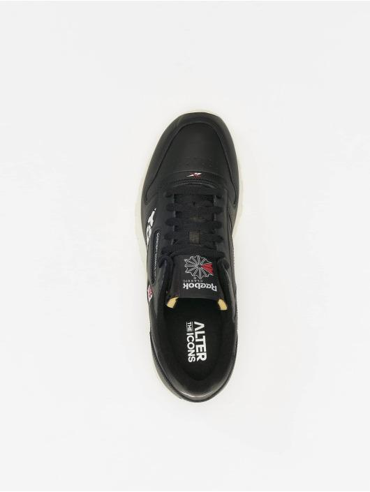 Reebok Zapatillas de deporte Classic Leather MU negro