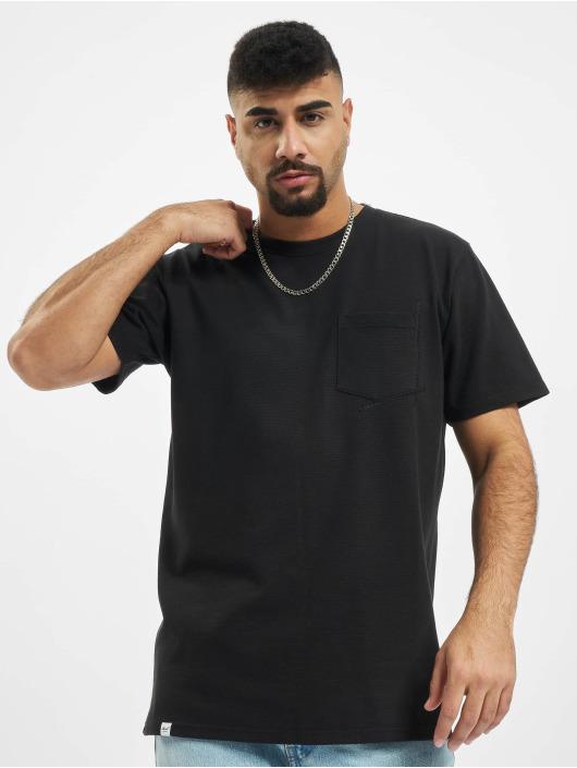 Reell Jeans Camiseta Popcorn negro