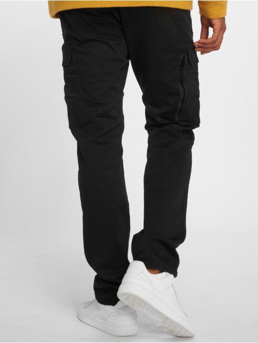 Reell Jeans Cargo Tech èierna