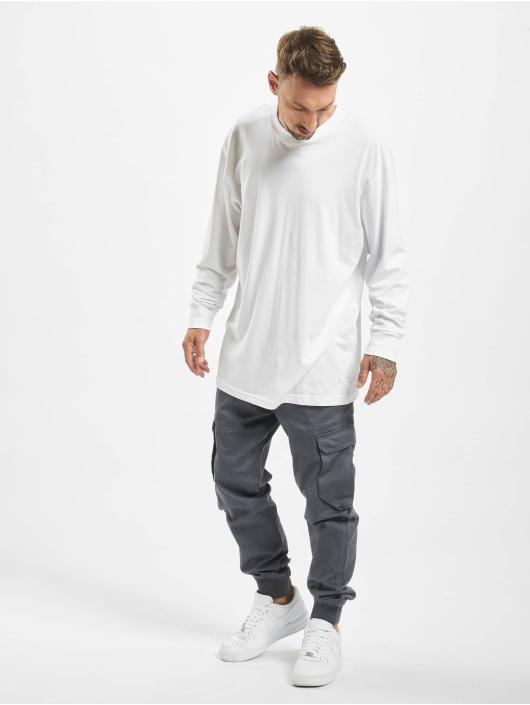 Reell Jeans Cargo Reflex Rib šedá