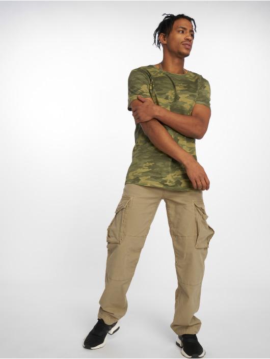 Reell Jeans Cargo Flex béžová