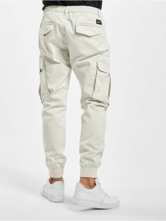 Reell Jeans Cargo Reflex Rib biela