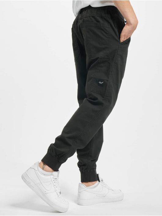 Reell Jeans Cargo Reflex Rib Worker LC black