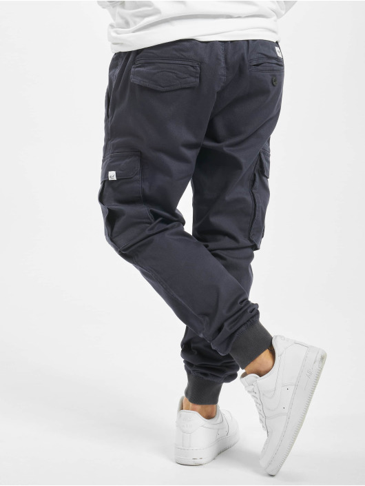 Reell Jeans Cargo Reflex Rib blue