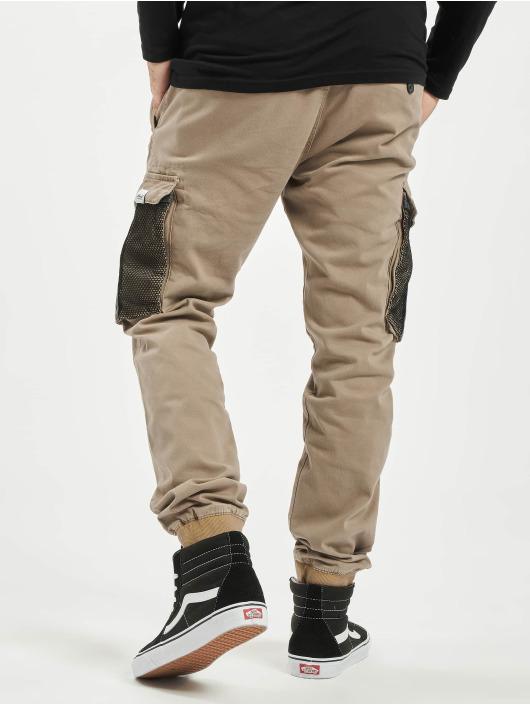 Reell Jeans Cargo Mesh Reflex Rib brown