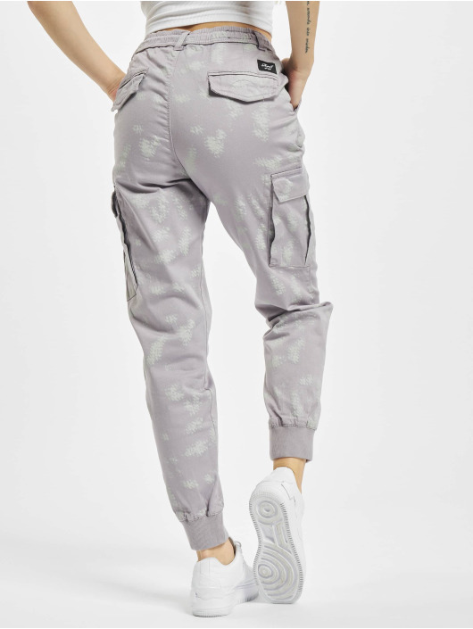 Reell Jeans Cargo Reflex Rib camouflage
