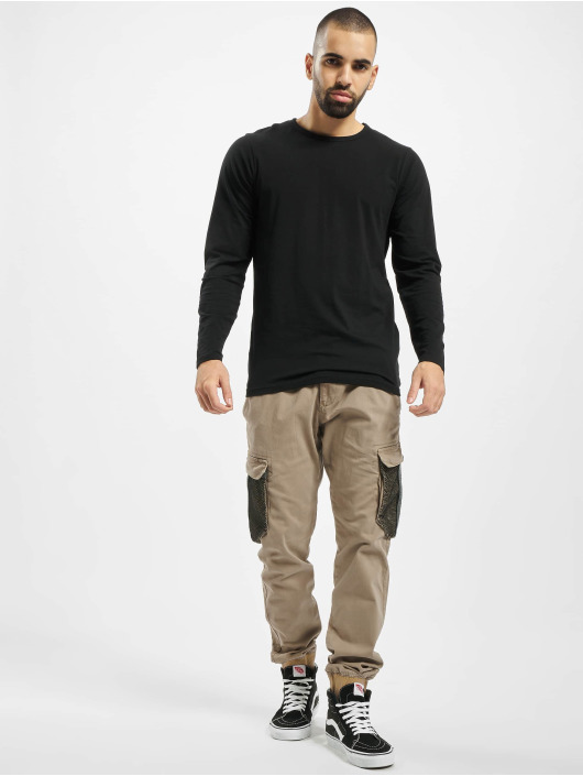 Reell Jeans Cargo Mesh Reflex Rib hnedá