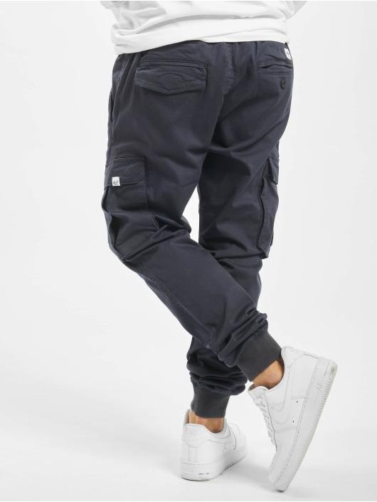Reell Jeans Cargo Reflex Rib modrá