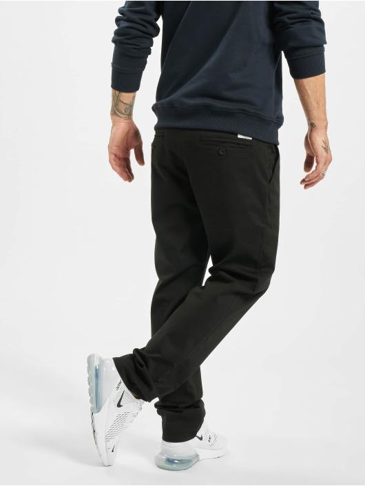 Reell Jeans Cargo Nohavice Regular Flex èierna