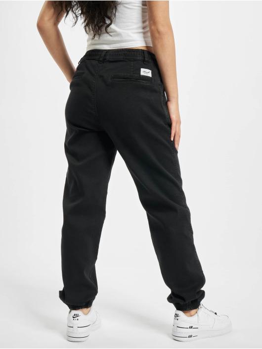 Reell Jeans Cargo Nohavice Reflex èierna