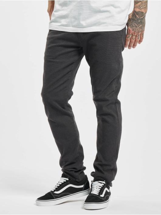 Reell Jeans Cargo Nohavice Superior Flex šedá