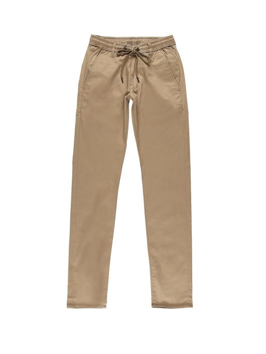 Reell Jeans Cargo Nohavice Reflex Easy hnedá