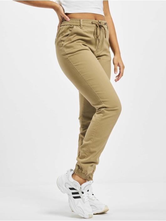 Reell Jeans Cargo Nohavice Reflex hnedá