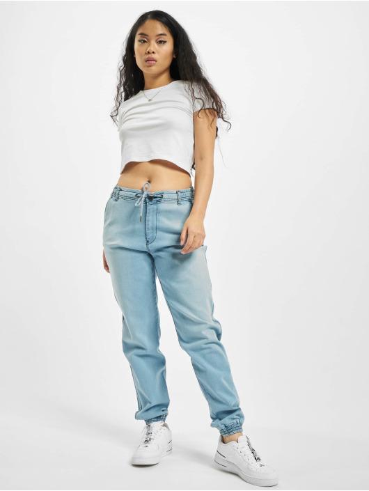 Reell Jeans Cargo Nohavice Reflex modrá