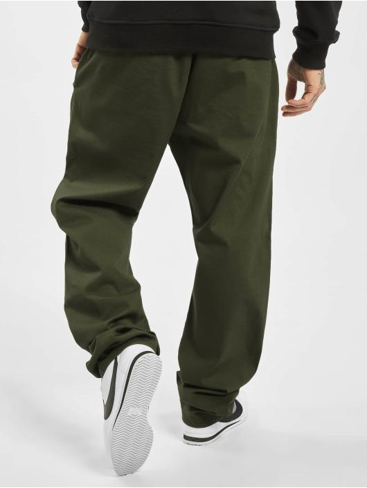 Reell Jeans Cargo Nohavice Reflex Easy olivová