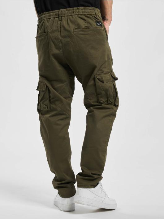 Reell Jeans Cargo Shape olivová