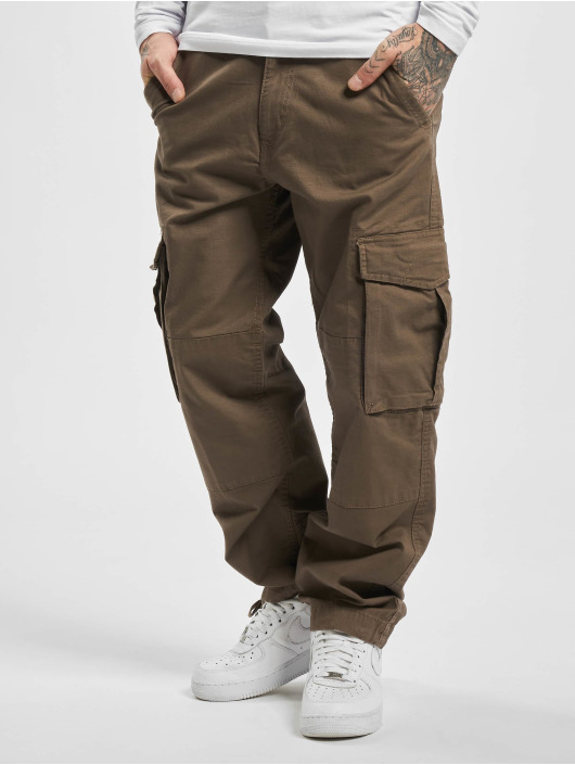 Reell Jeans Cargo pants Flex Cargo LC brown