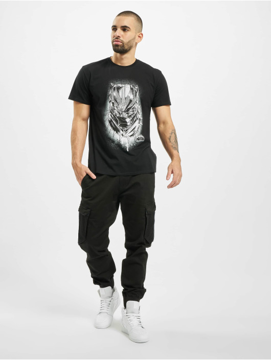 Reell Jeans Cargo pants Mesh Reflex Rib svart