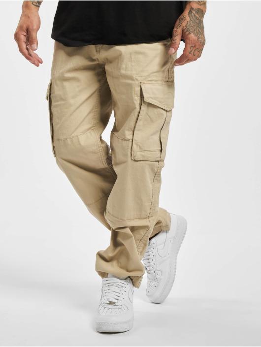 Reell Jeans Cargohose Flex Cargo beige