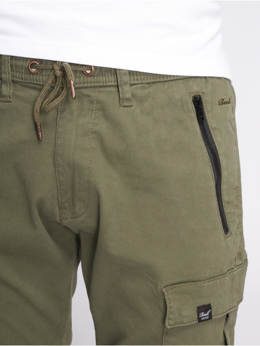 Reell Jeans Cargohose Tech olive