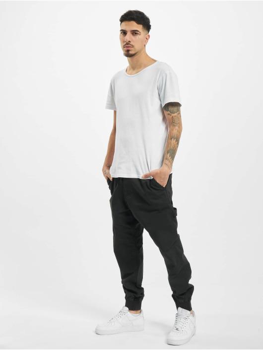 Reell Jeans Chino bukser Reflex Rib Worker LC svart