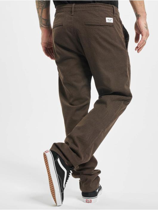 Reell Jeans Chino Reflex Evo marrón