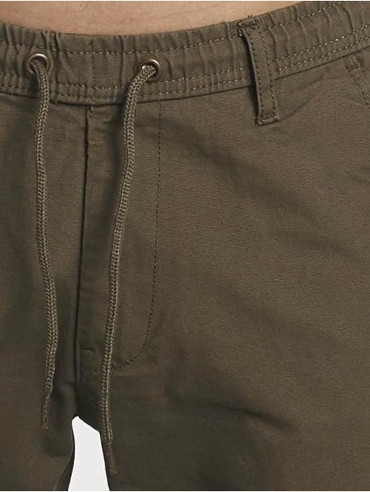 Reell Jeans Chinot/Kangashousut Reflex Easy oliivi