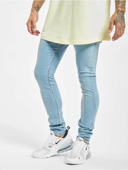 Reell Jeans dżinsy przylegające Radar Stretch Super niebieski