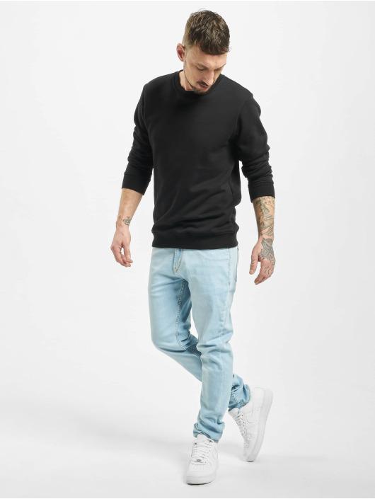Reell Jeans dżinsy przylegające Spider niebieski