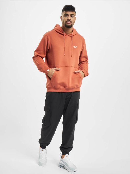 Reell Jeans Hoodie Regular Logo orange