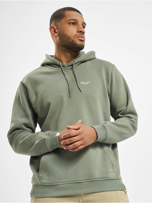 Reell Jeans Hoody Regular Logo grün